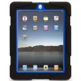 Griffin Survivor Extreme-Duty Case iPad 2 & New iPad 3 - Blue/Black GB35115